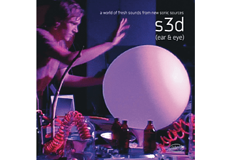 VARIOUS - S 3d (Ear & Eye) - (CD + DVD)