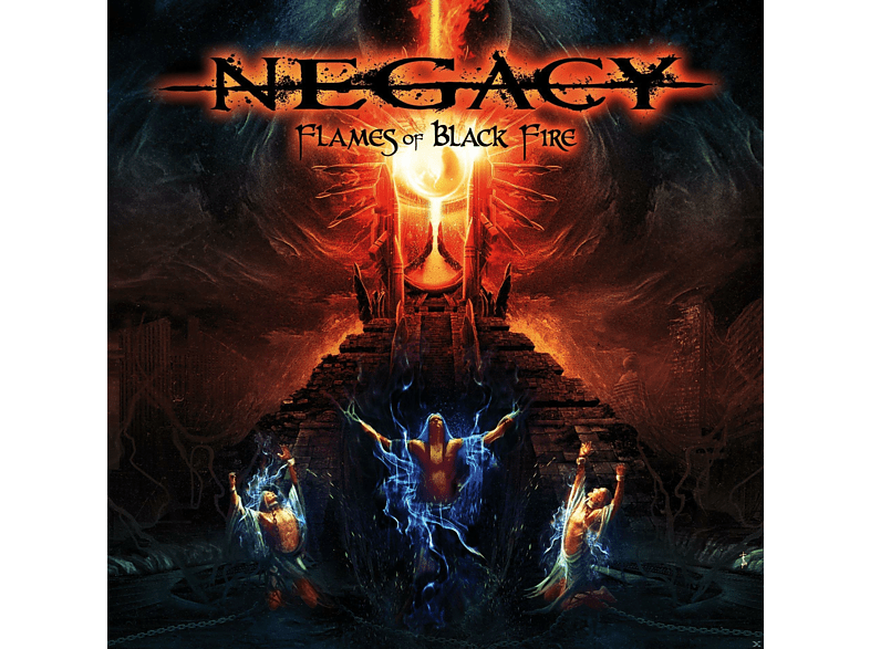 Negacy - Flames Of Black Fire [CD]