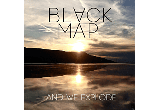 Black Map - ...And We Explode (Lp/Gatefold) - (Vinyl)