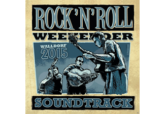 VARIOUS - Walldorf Rock'n'roll Weekender 2015 [CD]