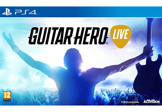 GUITAR HERO LIVE PlayStation 4
