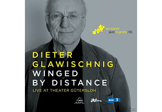 Dieter Glawischnig - Winged By Distance - (CD)