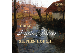 Stephen Hough - Lyric Pieces [CD]
