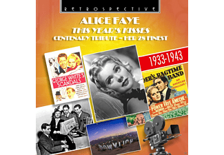 Alice Faye, VARIOUS - This Year's Kisses - (CD)