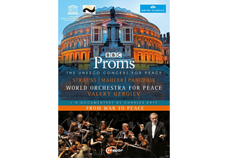 World Orchestra For Peace - Unesco Concert For Peace/From War To Peace - (DVD)