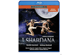 VARIOUS - I Shardana - (Blu-ray)
