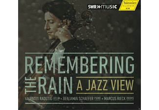 Valentin Radutiu, Benjamin Schaefer, Marcus Rieck - Remembering The Rain: A Jazz View - (CD)