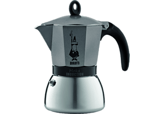 BIALETTI Moka 3 Induktion Anthrazit (4822)