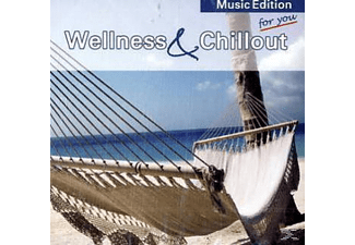 Various - Wellness & Chillout - (CD)