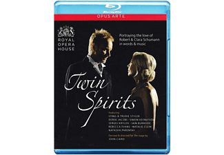 The Royal Opera House - Twin Spirits [Blu-ray]