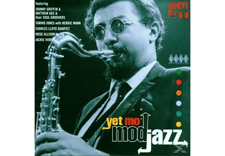 VARIOUS - YET MO'MOD JAZZ - (CD)
