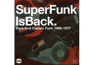 VARIOUS - SUPERFUNK IS BACK - (CD)