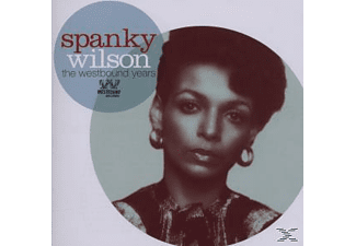 Spanky Wilson - THE WESTBOUND YEARS - (CD)