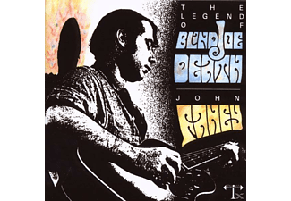 John Fahey - Legend of Blind Joe Death - (CD)