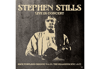 Stephen Stills - Live In Concert - (CD)