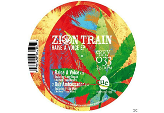 ZION TRAIN FEAT. HORACE ANDY - Just Say Who EP - (EP (analog))