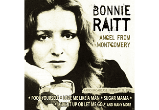 Bonnie Raitt - Angel From Montgomery/Radio Broadcast - (CD)