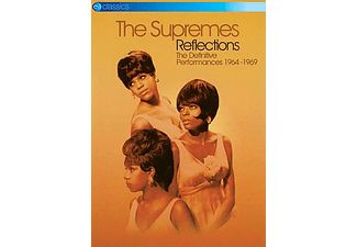The Supremes - Reflections - The Definitive Performances 1964-1969 (DVD)