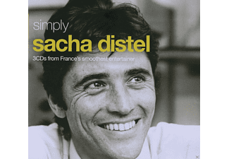 Sacha Distel - Simply Sacha Distel - (CD)