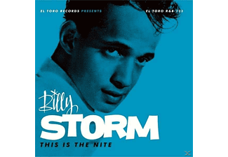 Billy Storm - This Is The Nite - (CD)