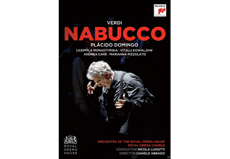 VARIOUS, Orchestra Of The Royal Opera House, Royal Opera Chorus - Nabucco - (DVD)