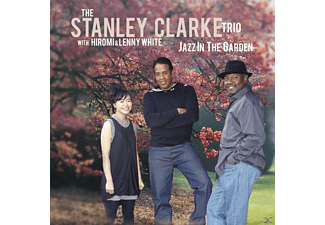 Stanley Trio Clarke - Jazz In The Garden - (CD)