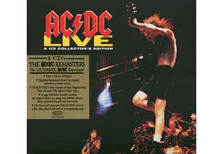 AC/DC - Live (2 Cd Collector's Edition) - (CD)