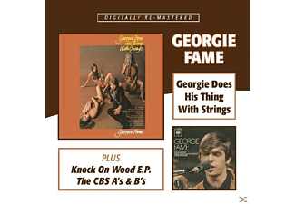 Georgie Fame - Georgie Does His Thing - (CD)