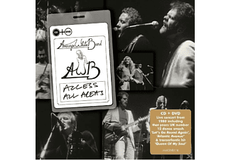 The Average White Band - Access All Areas - (CD + DVD)