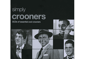 VARIOUS - Simply Crooners (3cd Tin) - (CD)