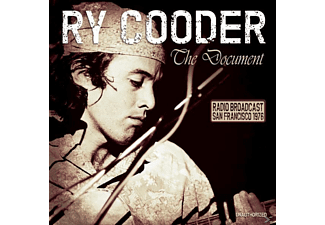 Ry Cooder - The Document/Radio Broadcast - (CD)