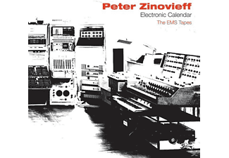 Peter Zinovieff - The Electronic Calendar: The Ems Ta - (CD)