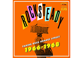 VARIOUS - Rocksteady Taking Over Orange Street - (Vinyl)