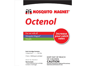 WOODSTREAM Octenol 3-pack