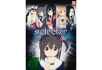 Selector Infected Wixoss - Box 1 (Limited Edition mit Sammelbox) [DVD]