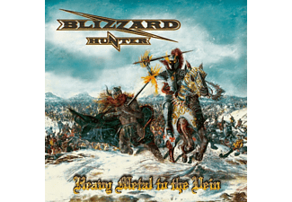 Blizzard Hunter - Heavy Metal To The Vein - (CD)