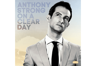 Strong Anthony - On A Clear Day - (CD)