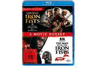 The Man with the Iron Fists / The Man with the Iron Fists 2 - (Blu-ray)