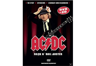 Rock'n'roll Buster/Documentary - (DVD + CD)