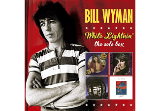 Bill Wyman - White Lightnin': The Solo Box (4cd+Dvd) - (CD + DVD)