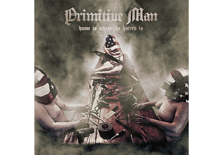 Primitive Man - Home Is Where The Hatred Is (E.P.) - (Vinyl)