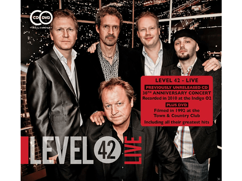 Level 42 - Live At Londons Town & Country Club [CD + DVD Video]