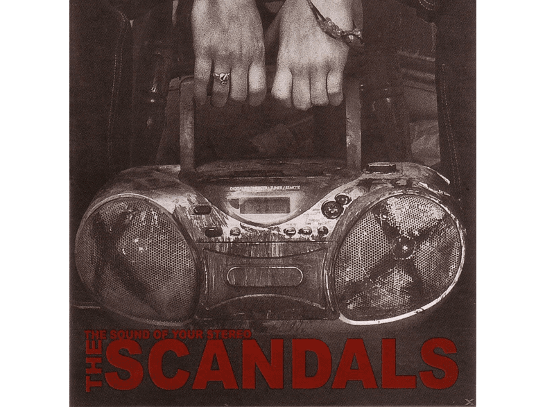 The Scandals - The Sound Of Your Stereo ( +Download) [Vinyl]