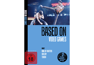 Based On: Video Games - (DVD)