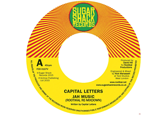 Capital Letters - Jah Music-Rootikal Re-Mixdown [Vinyl]