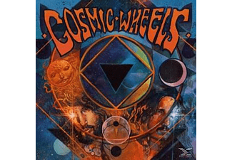 Cosmic Wheels - Cosmic Wheels - (Vinyl)