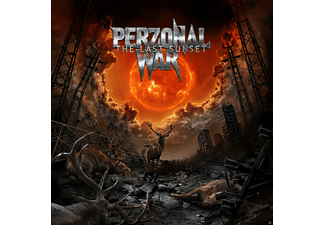 Perzonal War - The Last Sunset (Digipak) [CD]