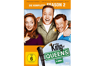 The King of Queens - Staffel 2 - (DVD)