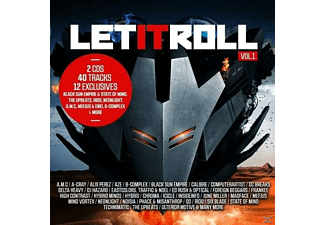 VARIOUS - Let It Roll Vol.1 - (CD)