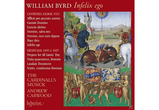 The Cardinall's Musick - Byrd Edition Vol.13/Infelix Ego - (CD)